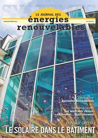 Sommaire du Journal des Énergies Renouvelables N° 228