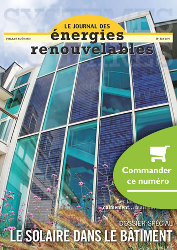 JOURNAL DES ÉNERGIES RENOUVELABLES N° 228