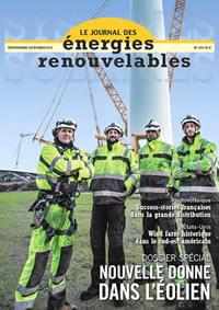 JOURNAL DES ÉNERGIES RENOUVELABLES N° 229