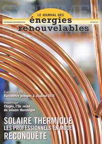Sommaire du Journal des Énergies Renouvelables N° 230