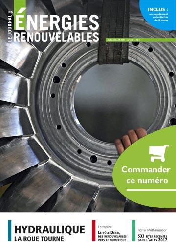 Sommaire du Journal des Énergies Renouvelables N° 238