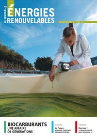 Couverture du Journal des Énergies Renouvelables N° 240