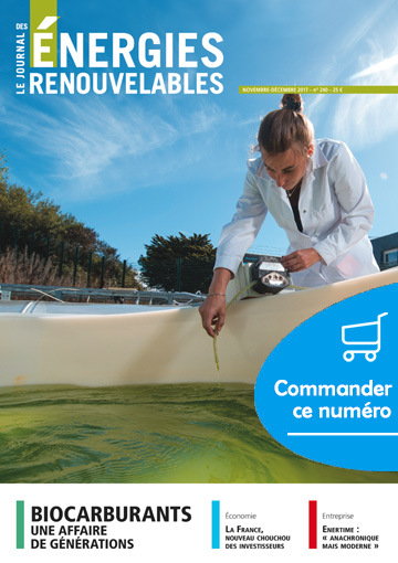 Journal des Energies Renouvelables n°240