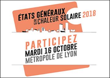 Enerplan - Etat généraux de la chaleur solaire - Octobre 2018