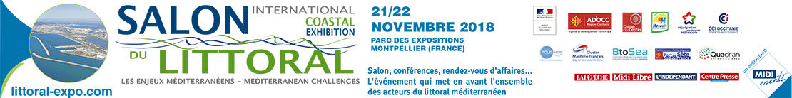 Salon du littoral - Novembre 2018 - Montpellier